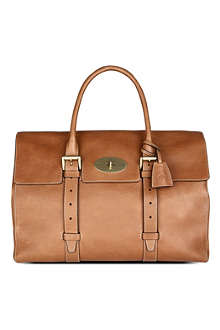 MULBERRY Oversized Bayswater leather tote