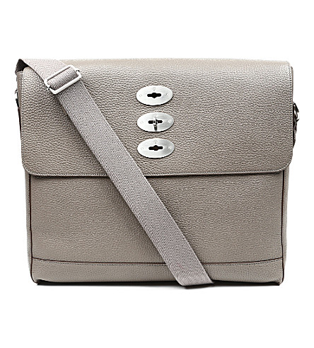 MULBERRY Brynmore messenger bag (Grey