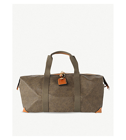 MULBERRY Medium Clipper holdall Mole-cognac Outlet Authentic Prices For Sale Best Place Online KOv5k