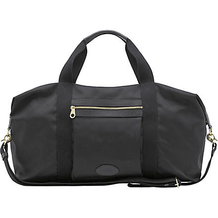 MULBERRY Henry gym bag (Black
