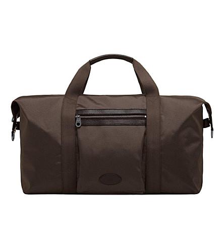 MULBERRY Henry gym bag (Mole