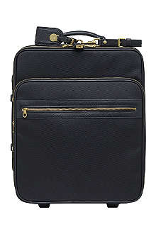 MULBERRY Henry two-wheel cabin suitcase