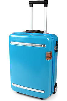 PAUL SMITH Steamer two-wheel suitcase 49cm