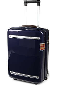 PAUL SMITH Steamer four-wheel suitcase 49cm
