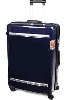 PAUL SMITH Steamer four-wheel suitcase 66cm