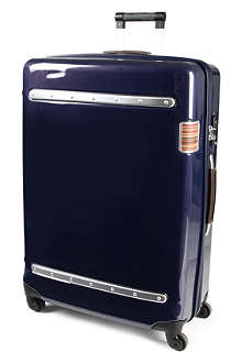 PAUL SMITH Steamer four-wheel suitcase 73cm