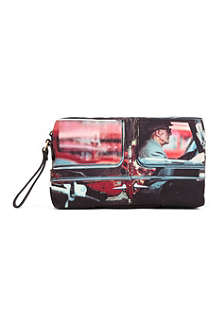 PAUL SMITH Taxi wash bag