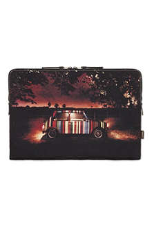 PAUL SMITH Langar Hall laptop case