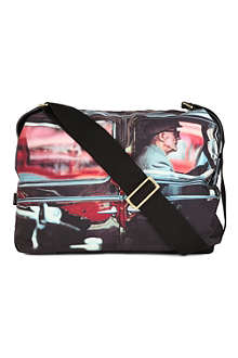 PAUL SMITH Taxi flight shoulder bag