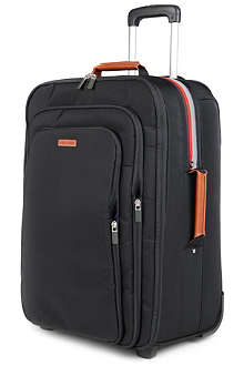 PAUL SMITH Concertina two-wheel suitcase