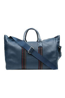 PAUL SMITH Brodie leather holdall