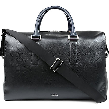 PAUL SMITH Large business folio bag (Black