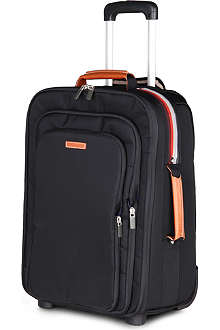 PAUL SMITH Concertina two-wheel suitcase 48cm