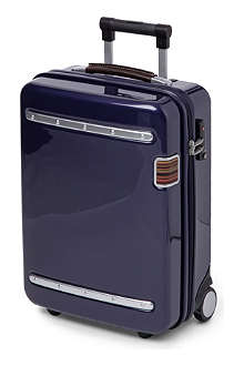 PAUL SMITH Steamer small two-wheel suitcase 49cm
