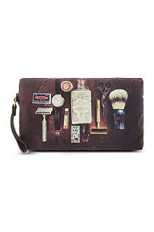PAUL SMITH Vintage objects washbag