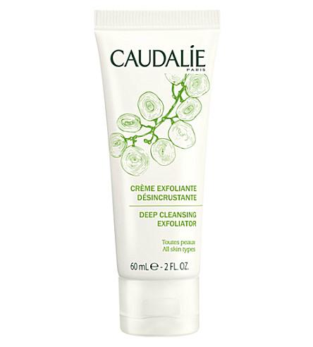 CAUDALIE Deep cleansing exfoliator 60g
