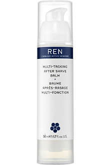 REN Multi–tasking aftershave balm 50ml