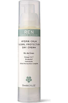 REN Hydra–Calm Global Protection day cream