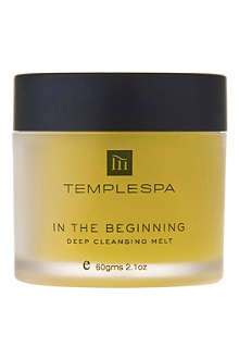 TEMPLE SPA In The Beginning cleansing balm