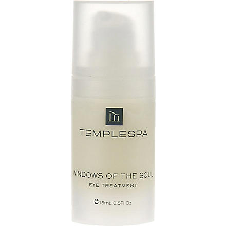 TEMPLE SPA Windows Of The Soul eye treatment 15ml