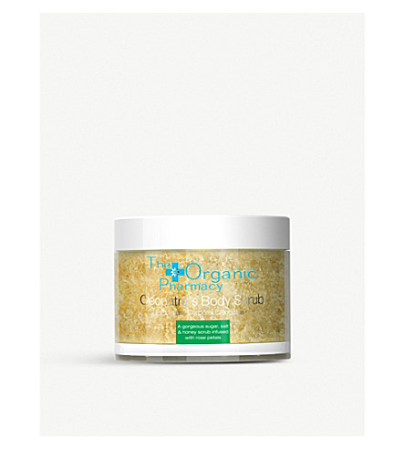 THE ORGANIC PHARMACY Cleopatra's Body Scrub 400g