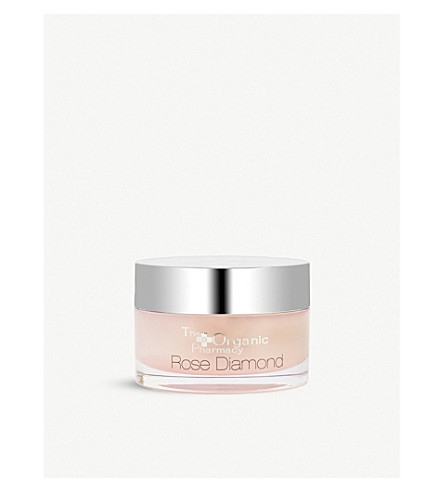 THE ORGANIC PHARMACY Rose Diamond Face Cream 50ml