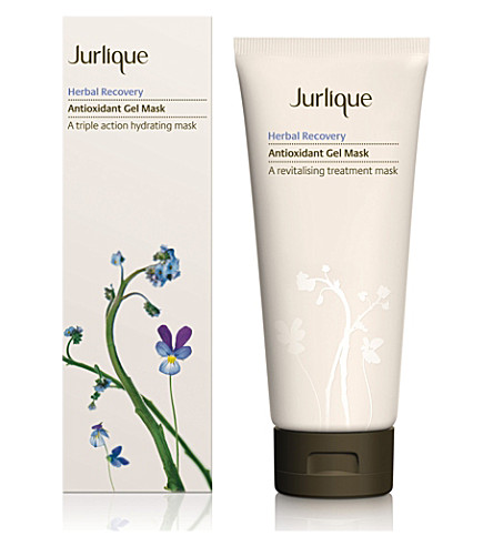 JURLIQUE Herbal Recovery antioxidant gel mask