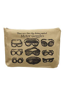 VANILLA FLY Motorgoggles small wash bag