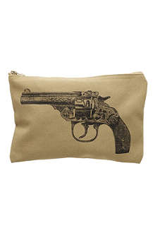 VANILLA FLY Revolver small wash bag