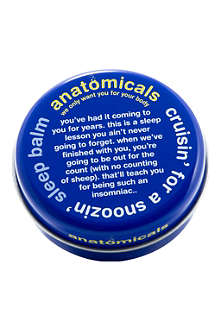 ANATOMICALS Cruisin For a Snoozin sleep balm