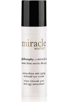 PHILOSOPHY Miracle Worker anti-ageing retinoid eye cream 13.5ml