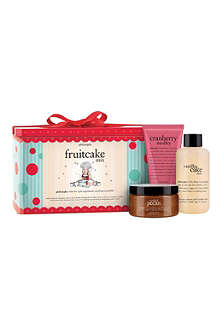 PHILOSOPHY Fruitcake Mix Set