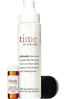 PHILOSOPHY Time in a bottle daily age-defying serum 38ml