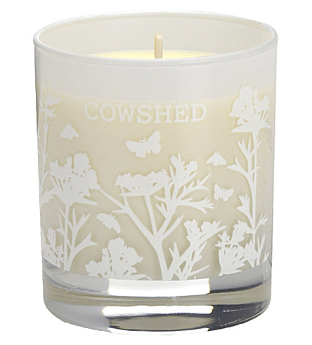 COWSHED Grumpy Cow uplifting room candle