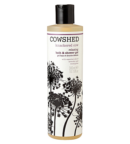 COWSHED Cowshed Knackered Cow Relaxing Bath & Shower Gel 300ml