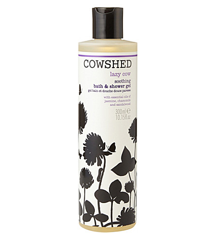 COWSHED Cowshed Lazy Cow soothing bath & shower gel 300ml
