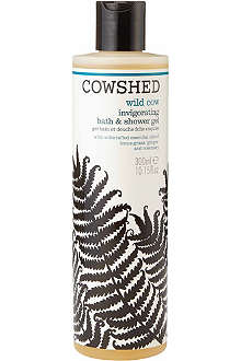 COWSHED Wild Cow invigorating shower gel 300ml