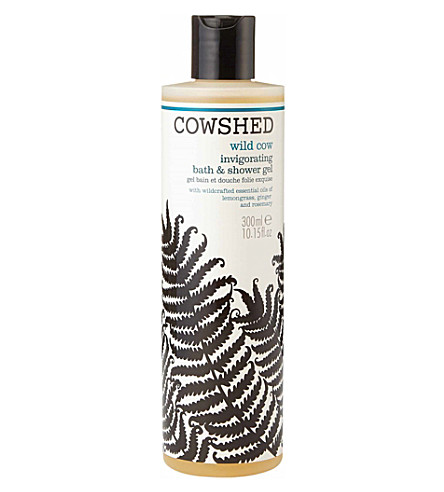 COWSHED Cowshed Wild Cow Invigorating Bath & Shower Gel 300ml