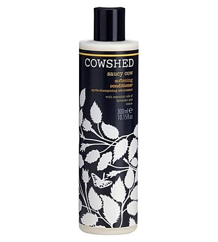 COWSHED 俏皮母牛软化护发素300毫升