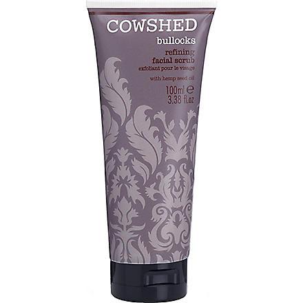COWSHED Bullocks refining facial scrub 100ml