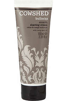 COWSHED Bullocks smooth shaving cream 100ml