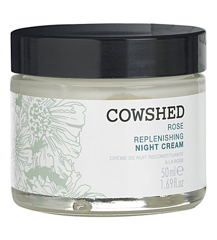 COWSHED 玫瑰补充晚霜50毫升