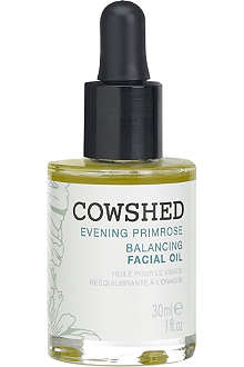 COWSHED Evening primrose balancing facial oil 30ml