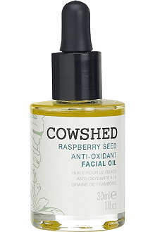 COWSHED Raspberry Seed antioxidant facial oil 30ml