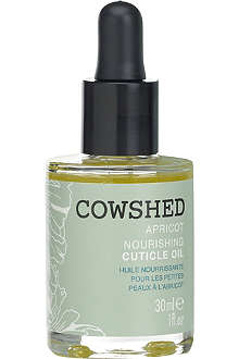 COWSHED Apricot nourishing cuticle oil 30ml