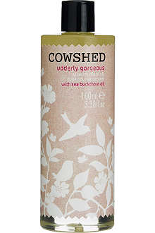 COWSHED Udderly Gorgeous stretch mark oil 100ml