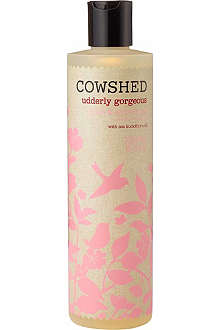 COWSHED Udderly Gorgeous bath & shower gel 300ml