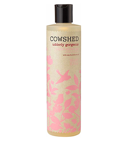 COWSHED Cowshed Udderly Gorgeous Bath & Shower Gel 300ml