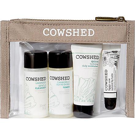 COWSHED Skincare starter kit