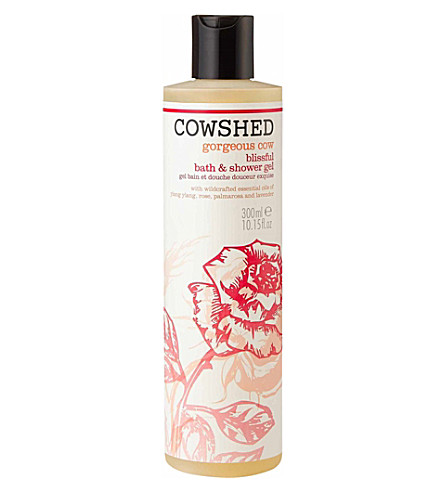 COWSHED Cowshed Gorgeous Cow Blissful Bath & Shower Gel 300ml